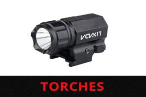 gun torches