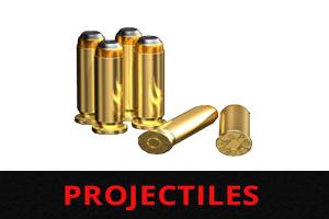gun projectiels